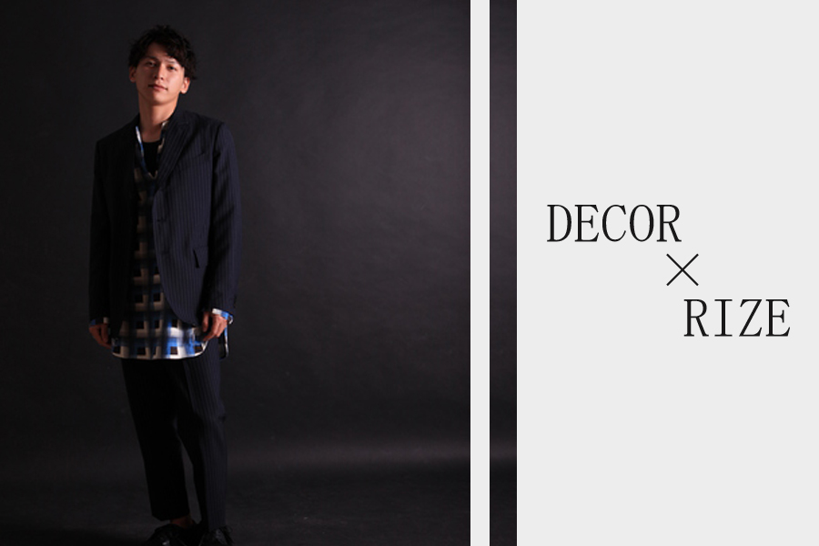 DECOR×RIZE