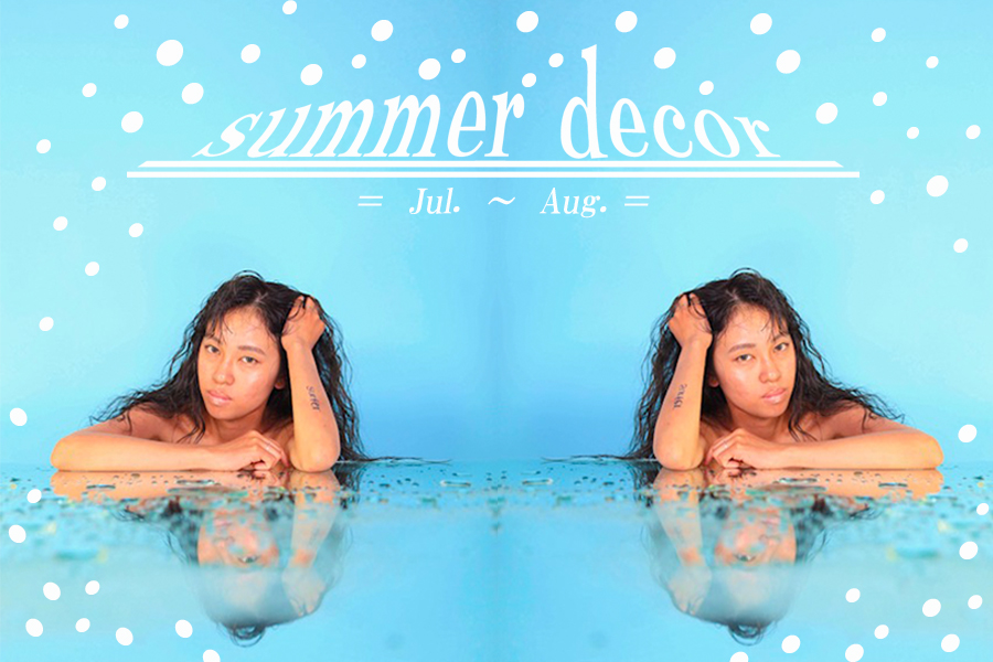 18'SUMMER DECOR